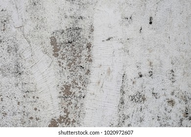 Texture of old, dirty concrete wall for background