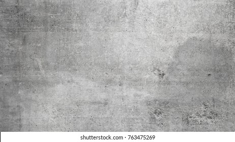 Texture of old gray concrete wall for background - Shutterstock ID 763475269