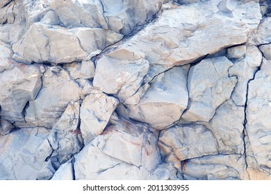 Texture of old nature rock