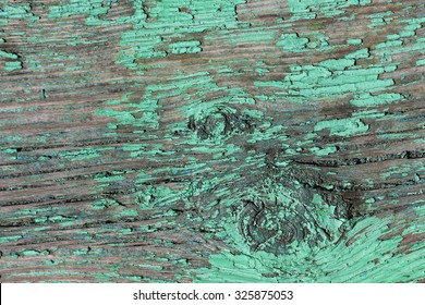 texture of old paint on wood