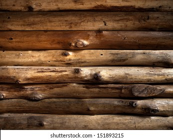 Texture of Old Timber Wood Wall for Web Page Background