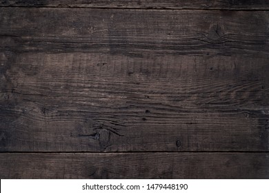 Texture of old vintage wooden boards background natural tree invoice. A lot of space for advertising labels.