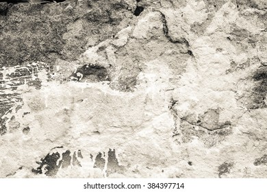 texture of  old wall, vintage cream background