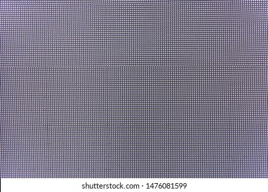 A texture to overlay to your still photo or footage to simulate an lcd pc screen shot or video. Macro detail of the dot grid.