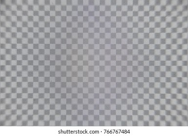 A texture to overlay to your still photo or footage to simulate an lcd pc screen shot or video. Checkered small pattern.