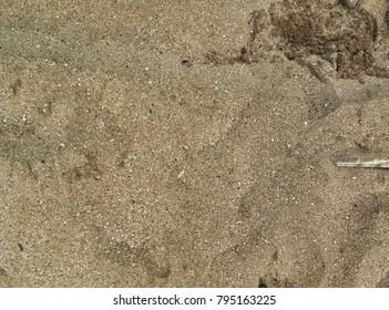 texture pattern beach