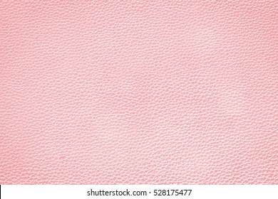 Texture pink and red color leather close-up horizontal position