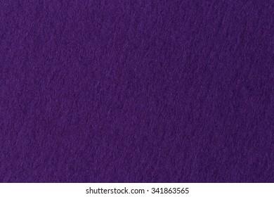 texture of  purple felt