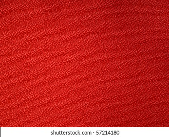 Texture of Red fabric