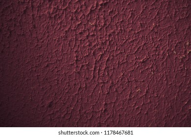 the texture of the red wall