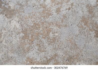 texture of rough concrete