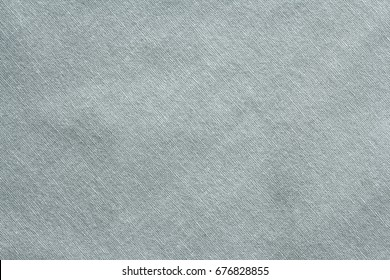 Texture of rough cotton fabric