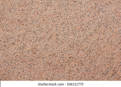 The texture of rough surface of red granite