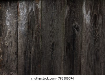 Texture Rustic, old wooden background. Aged wood planks texture pattern. vertical timber planks