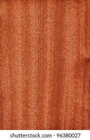 Texture of sapele (high-detailed wood texture series)