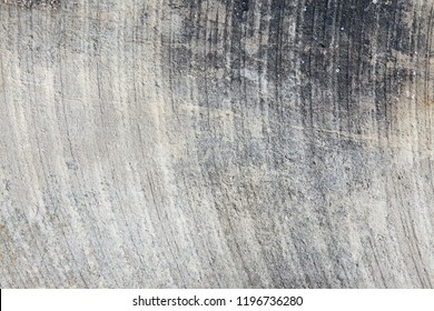 The texture of the saw cut limestone