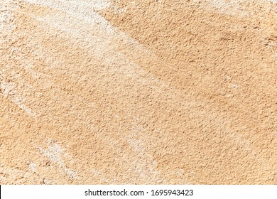 texture and seamless background of brown granite block stone