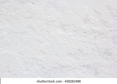 Texture and Seamless background of white concrete wall.