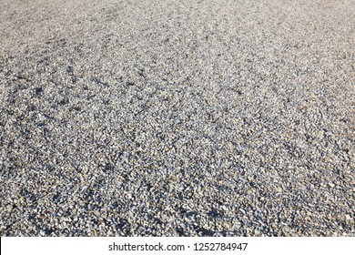 Texture series, ornamental gravel