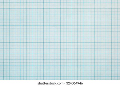 Texture of sheet of paper for plotting.