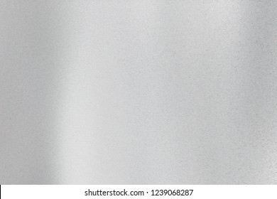 Texture of shiny silver bar, abstract background