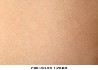 Texture of skin
