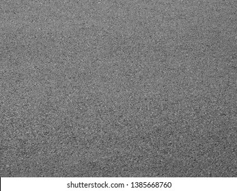 texture of smooth asphalt road
