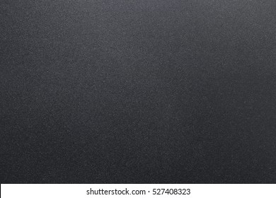 Texture smooth black surface of the metal door to the apartment - Shutterstock ID 527408323
