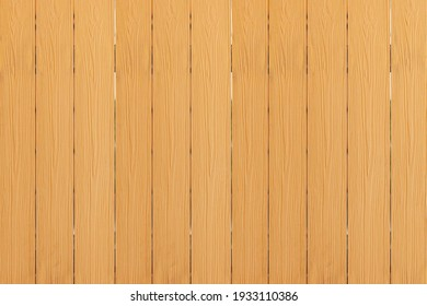 Texture. Smooth, street lighting Wooden boards Painted yellow