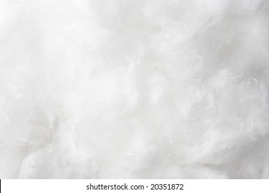 Texture of soft thick insulation material
