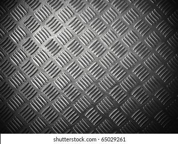 texture of stainless steel floor plate