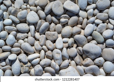 texture of stone pebble for a background or for wallpaper closeup