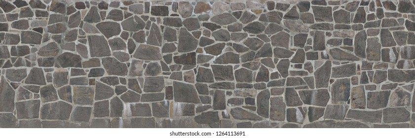 Texture of a stone wall. Old castle stone wall texture backgroun