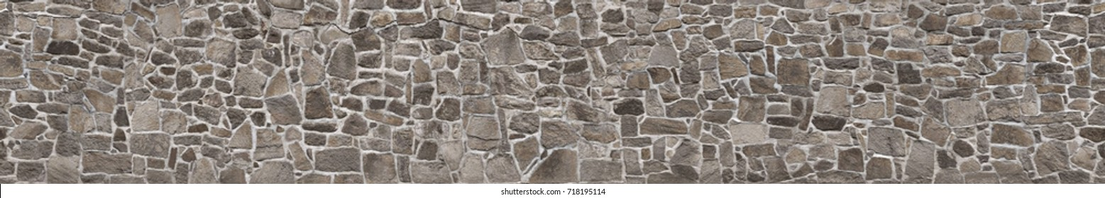 Texture of a stone wall. Old castle stone wall texture background. Stone wall as a background or texture. Part of a stone wall, for background or texture - Shutterstock ID 718195114