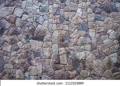 Texture of a stone wall,the Rock wall seamless texture.