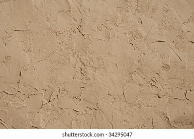 Texture of a Stucco Wall