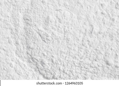 texture of tapioca flour for cookie or candy and Background with powder