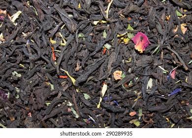 the texture of tea