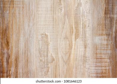 texture of teak lumber background, made from teak tree
