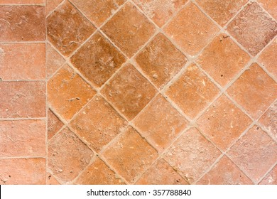 Terracotta Tiles Floor Stock Photos Images Photography