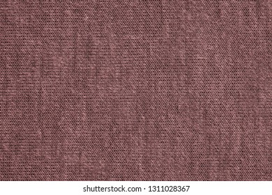 texture of textile material or jersey closeup for a monotonous background or for wallpaper of fashionable brown color