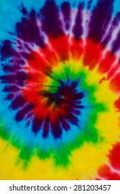 texture tie dye fabric background