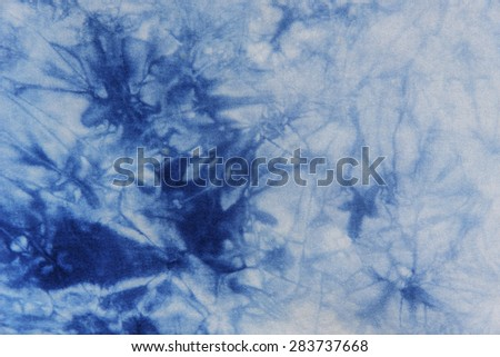 51aeae1c Texture Tie Dye Fabric Background Stock Photo (Edit Now) 283737668 ...