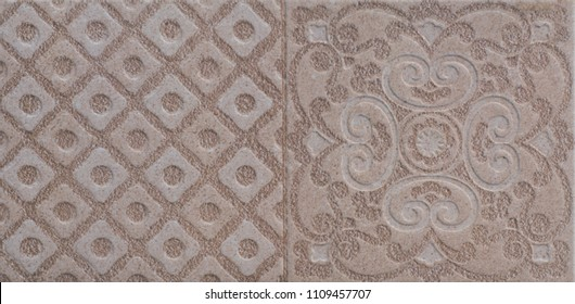 texture of a tile, pattern with a mosaic background, abstract geometry