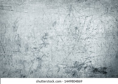 Texture of twisted iron, metal background with chrome gloss