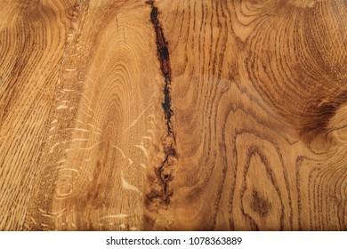 Texture varnished wood