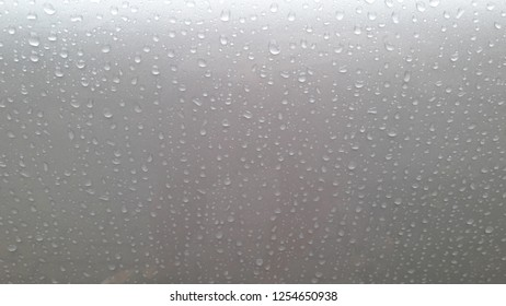texture of water drops