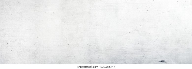 Texture of a white concrete wall for background