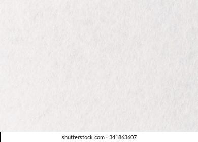 texture of  white felt