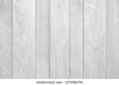 Texture of white wood plank can be use for background. The white wood background is on top view of natural wooden from the forest show texture of original wooden.